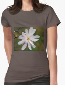 Magnolia Womens Fitted T-Shirt