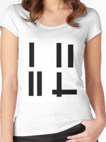 Is This Loss? Women's Fitted Scoop T-Shirt