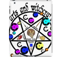 Arts and Witchcraft iPad Case/Skin