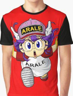 Arale  Graphic T-Shirt