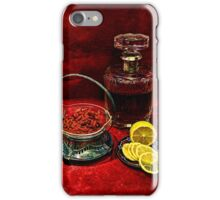 Tawny port iPhone Case/Skin