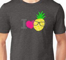 Pineapple pattern Unisex T-Shirt