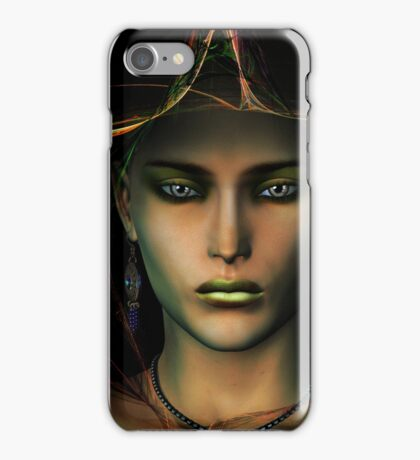 individuality iPhone Case/Skin
