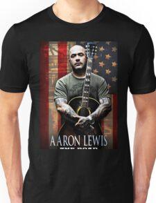 Aaron Lewis tour 2016 2 Unisex T-Shirt