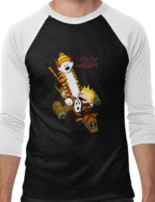 Calvin & Hobbes : Forever Young Men's Baseball ¾ T-Shirt