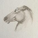 parthenon horse by opheliasfiction