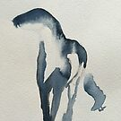 watercolour horse by opheliasfiction