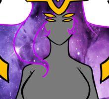 Space Goddess Sticker