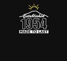 1954 Birthdays Unisex T-Shirt