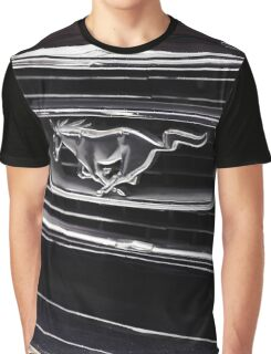 ford mustang, mustang logo Graphic T-Shirt