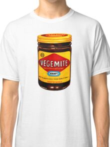 Vegemite Pattern Classic T-Shirt