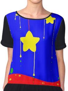 Kiddie Stars Chiffon Top