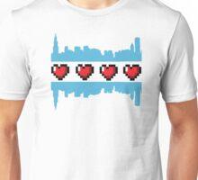 chicago love Unisex T-Shirt