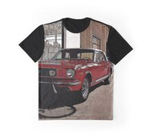 ford mustang cabriolet classic car Graphic T-Shirt