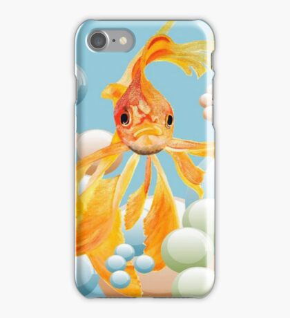 Have A Bubbly Birthday iPhone Case/Skin