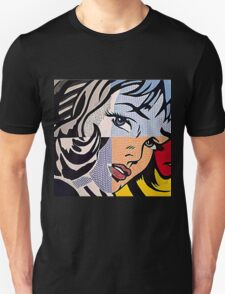 Lichtenstein's Girl Unisex T-Shirt