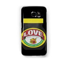 Marmite Love Samsung Galaxy Case/Skin