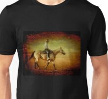 Riding off into the Sunset Unisex T-Shirt