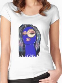 Look Closer Women's Fitted Scoop T-Shirt