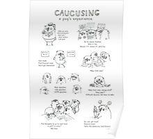 Pug Caucus Poster