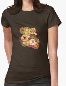 Clockwork Flowers  T-Shirt