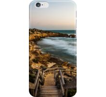 Step to Bridgewater Bay iPhone Case/Skin