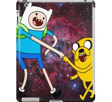 Finn and jake adventure time iPad Case/Skin