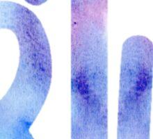 314 Arch Sticker