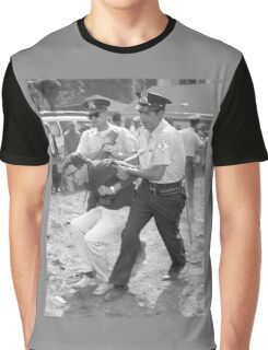 Bernie Arrest Graphic T-Shirt