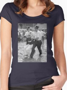 Bernie Arrest Women's Fitted Scoop T-Shirt
