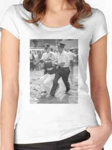 Bernie Arrest Women's Fitted Scoop T-Shirt