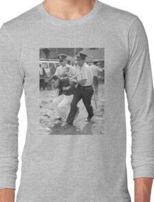 Bernie Arrest Long Sleeve T-Shirt