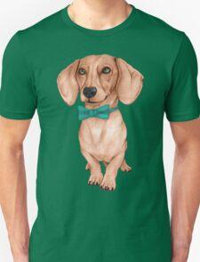 Dachshund, The Wiener Dog Unisex T-Shirt