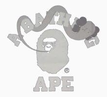 Bathing Ape One Piece - Short Sleeve