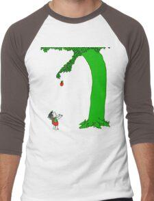 Givin' tree Men's Baseball ¾ T-Shirt