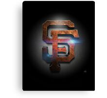 SF Giants MOS Canvas Print