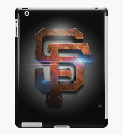 Giants MOS iPad Case/Skin