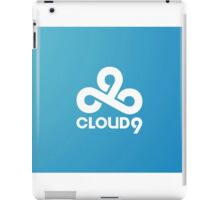 Cloud 9 E-Sports Team iPad Case/Skin