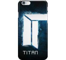 Titan E-Sports Team iPhone Case/Skin