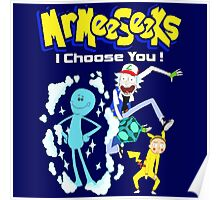Mr Meeseeks Poster