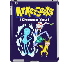 Mr Meeseeks iPad Case/Skin