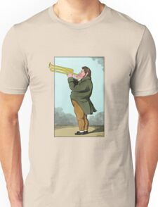 The Paradoxical Trumpeter Unisex T-Shirt