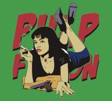 Pulp Fiction Mia One Piece - Short Sleeve