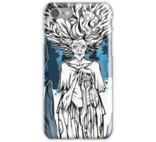 Whitch in forest! iPhone Case/Skin
