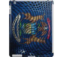 Warped Michigan iPad Case/Skin