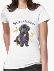 Newfoundland Sunshine Womens Fitted T-Shirt
