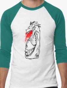 DragonBlood Men's Baseball ¾ T-Shirt