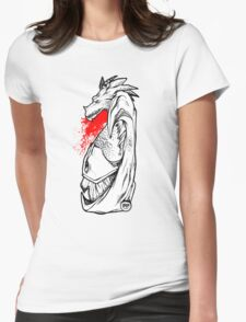 DragonBlood Womens Fitted T-Shirt