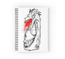 DragonBlood Spiral Notebook