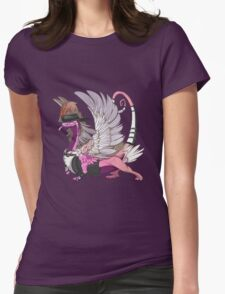 DRAG Brithany Womens Fitted T-Shirt